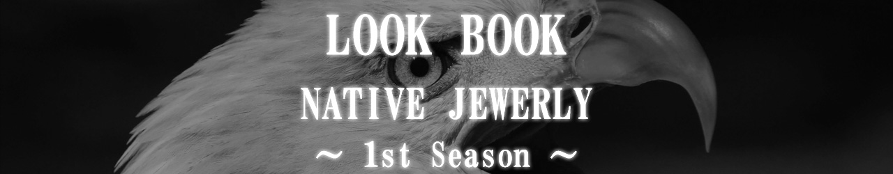 LOOKBOOK NATIVE JEWERLY 1st Season