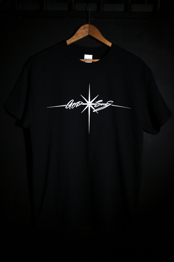 Eagle Face Tee(BLK)
