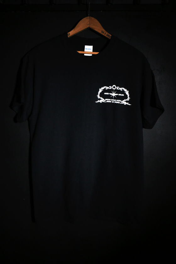 Arabesque Tee(BLK)