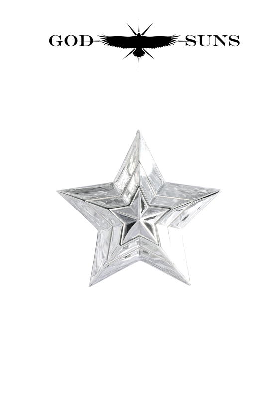 TRIPLE LINE STAR PENDANT(Large)
