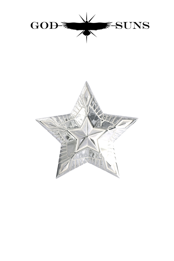EAGLE STAR PENDANT(Large)