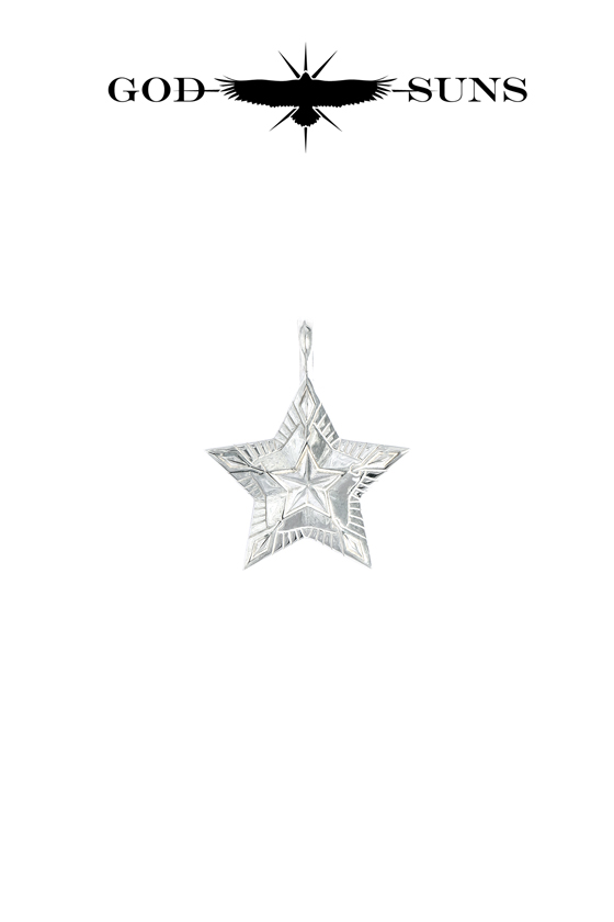 EAGLE STAR PENDANT(Medium)