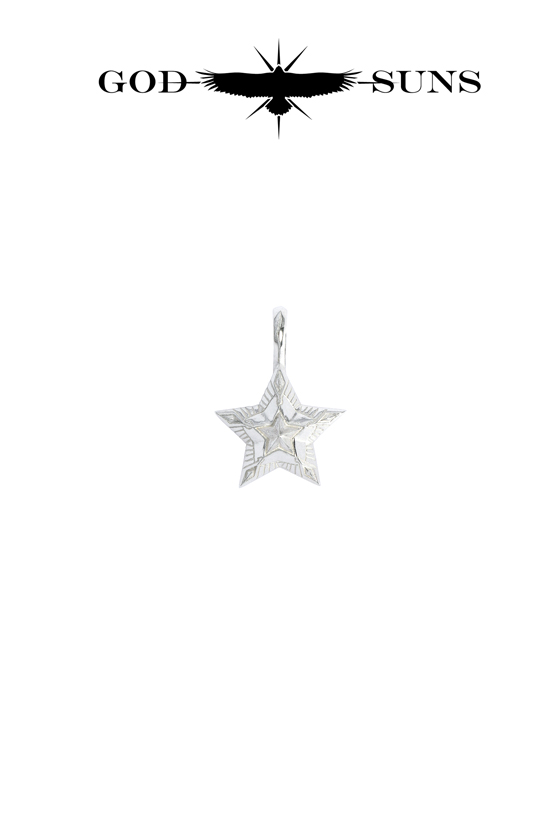 EAGLE STAR PENDANT(small)