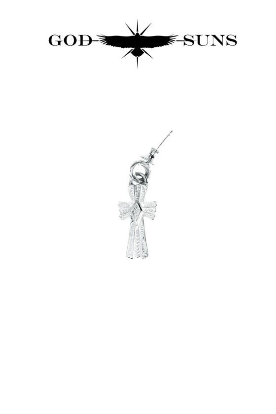 GIZA CROSS PIERCE(Large)