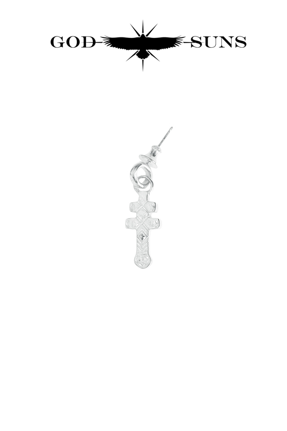 DRAGONFLY CROSS PIERCE(Large)