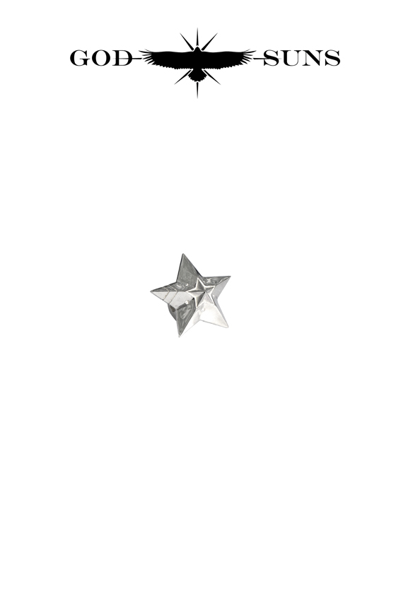 DOUBLE LINE STAR BEAD(Large)