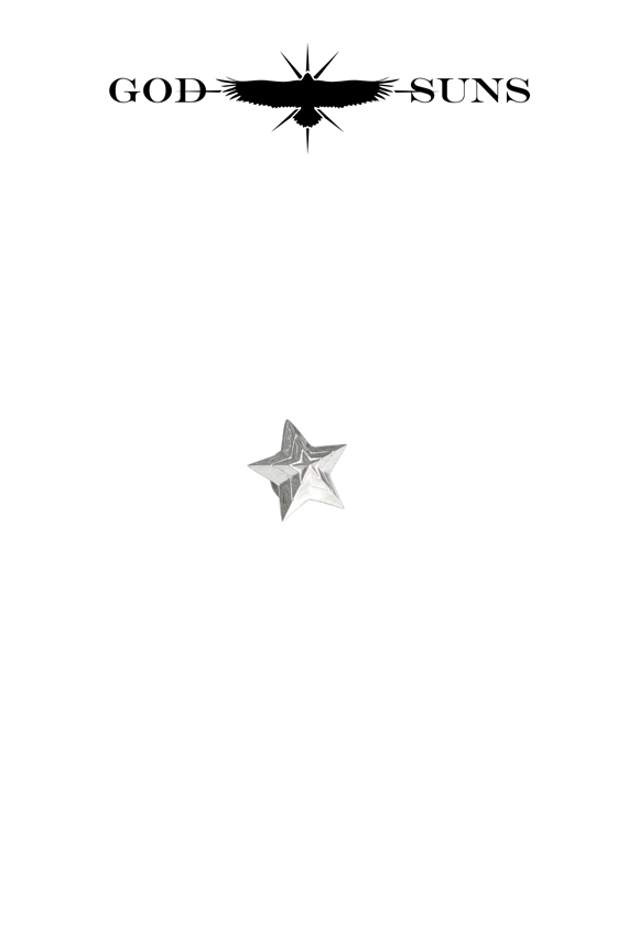 TRIPLE LINE STAR BEAD(Medium)