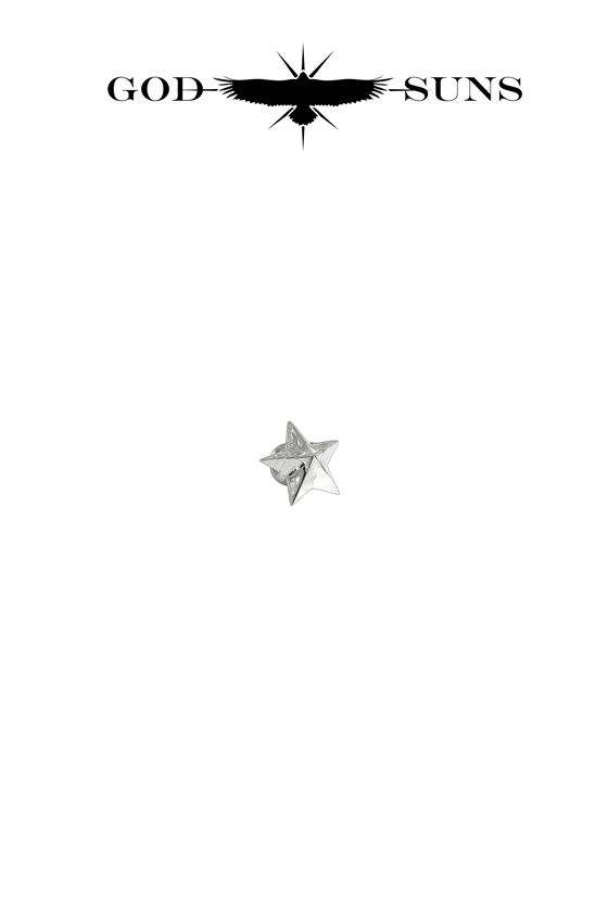 DOUBLE LINE STAR BEAD(Small)