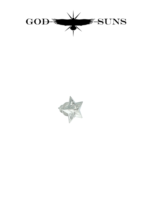 TRIPLE LINE STAR PIERCE(Large)