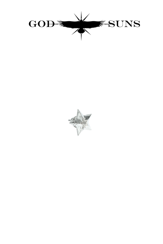DOUBLE LINE STAR PIERCE(Small)