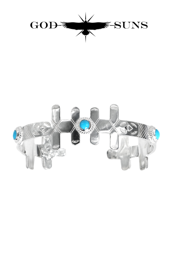 DRAGONFLY CROSS TQ BANGLE