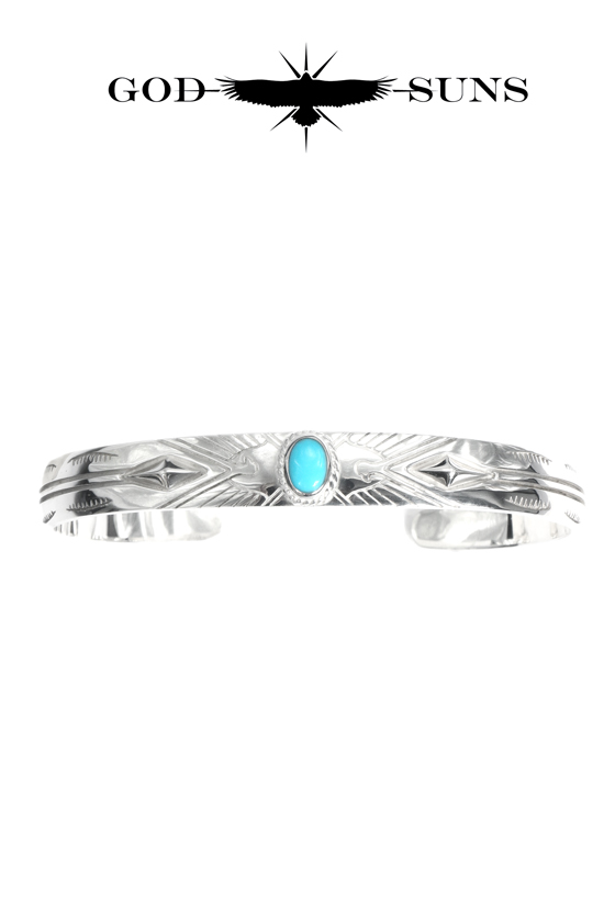ALIGHT EAGLE CROSS TQ BANGLE