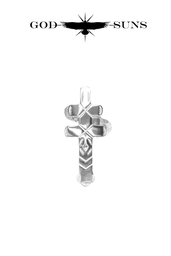 DRAGONFLY CROSS RING(Small)