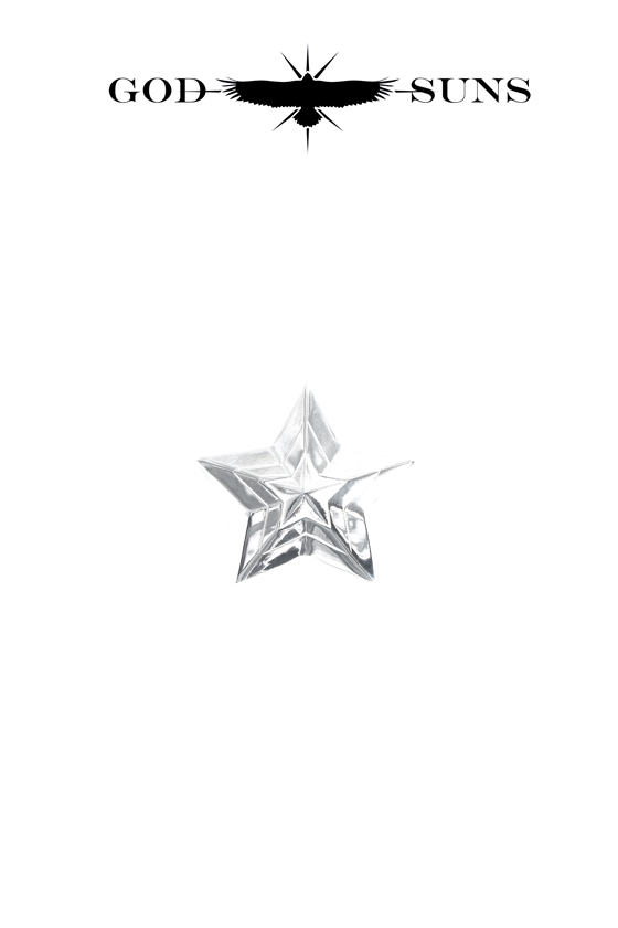 TRIPLE LINE STAR RING(Small)