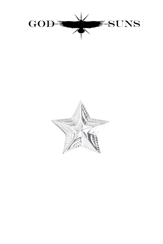 NATIVE ART STAR RING(Small)