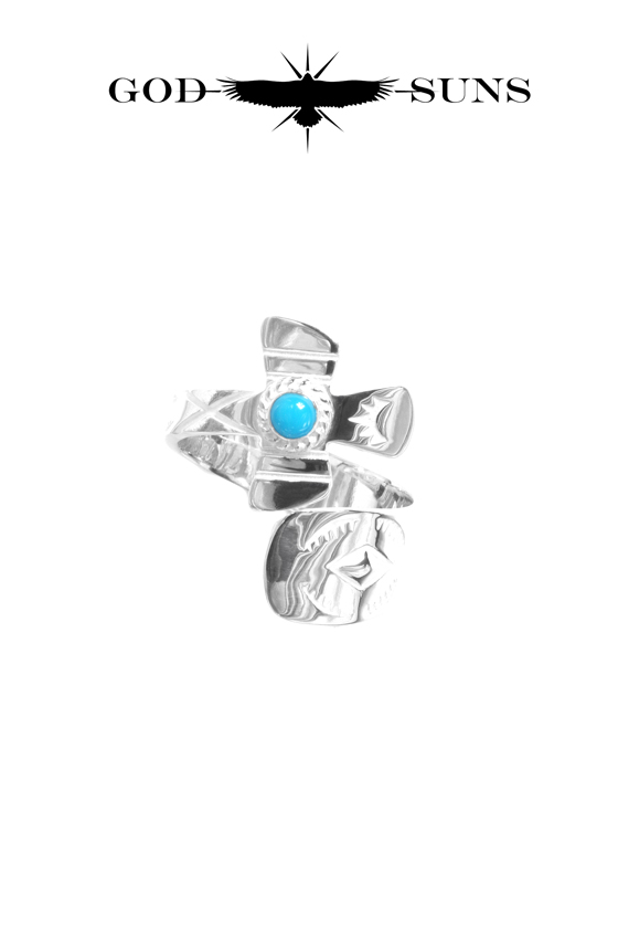 HUMMER CROSS TQ RING(Large)